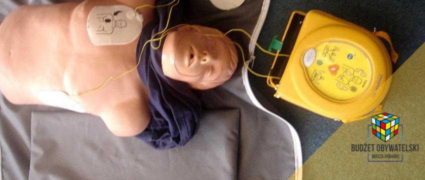 Szkolenia instruktażowe z obsługi AED
