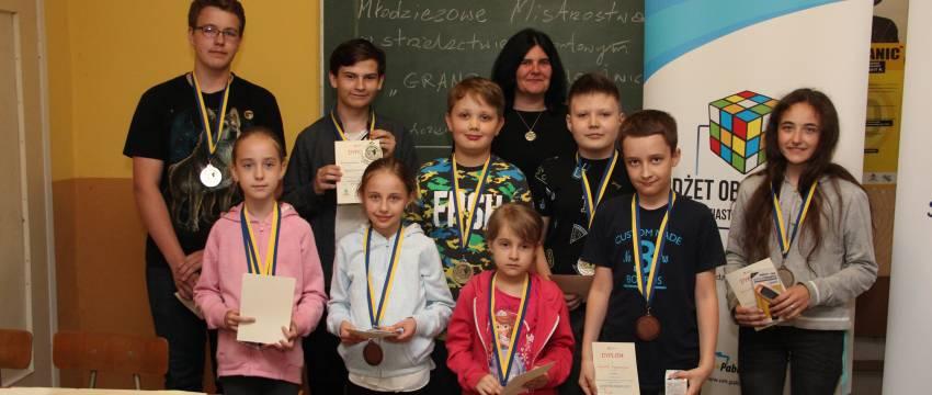 Młodzieżowe Mistrzostwa Pabianic w strzelectwie sportowym