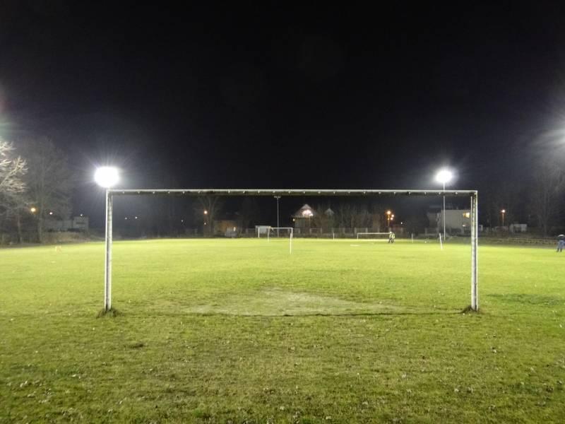 Poprawa infrastruktury obiektu piłkarskiego klubu PTC