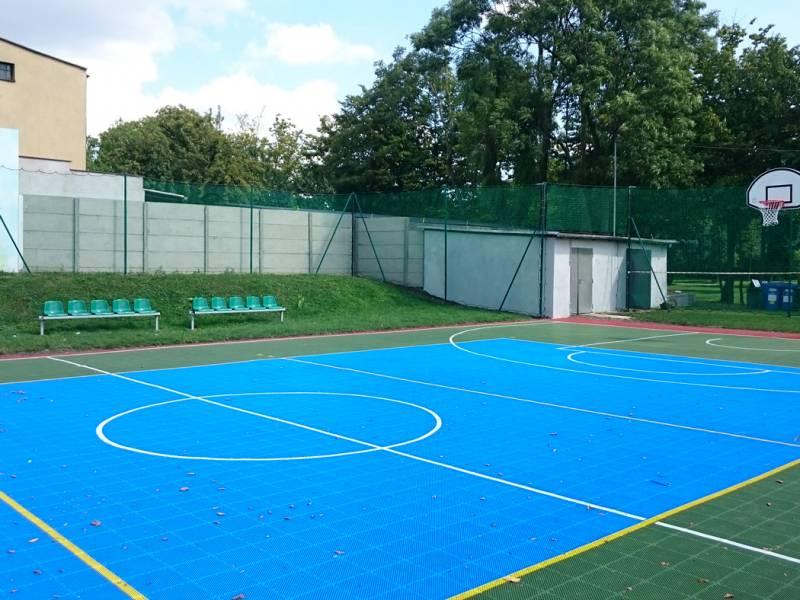 Modernizacja boiska szkolnego przy Szkole Podstawowej nr 17