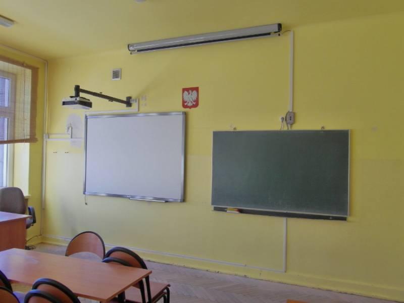 Razem dla dzieci – tablice multimedialne w Szkole Podstawowej nr 14